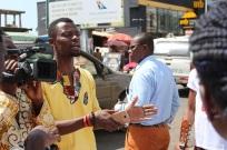 TV3 crew (Ghana)